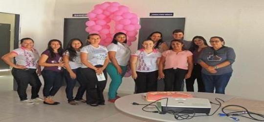 Secretaria de Saúde intensifica campanha Outubro Rosa
