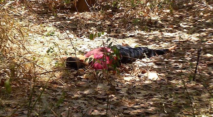 O criminoso morreu após tentar se refugiar em um sítio  (Crédito: Reprodução)