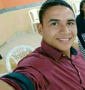 Mateus Figueredo, vítima de acidente na BR-135 (Crédito: Reprodução)