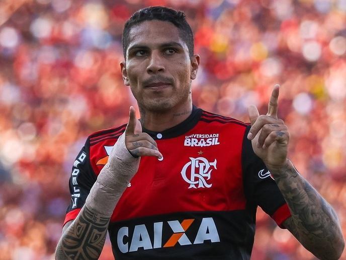River Plate prepara investida para tirar Guerrero do Flamengo