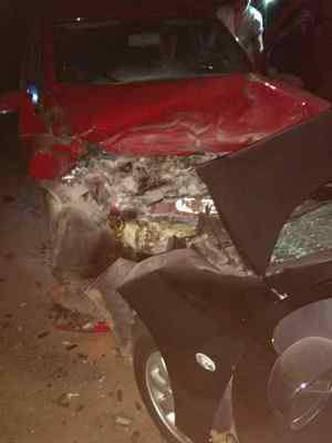 Motorista embriagado provoca acidente e deixa 2 crianças feridas