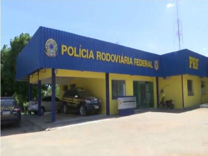 Polícia Rodoviária Federal (PRF)  (Crédito: Sinal Verde-Caxias)