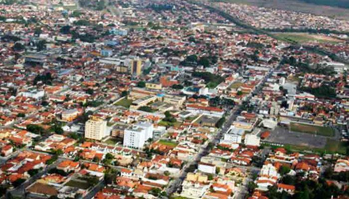 Cidade onde o professor de muay thai foi assassinado (Crédito: G1)