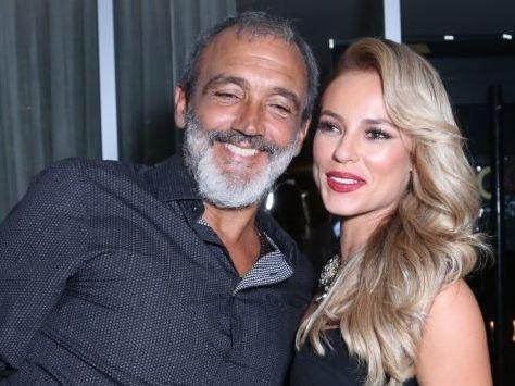"""Paolla Oliveira sobre namoro com Papinha: """"A gente se dá bem"""""""