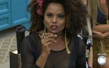 Noiva, Adriana Bombom se manifesta sobre ter ficado com Monique