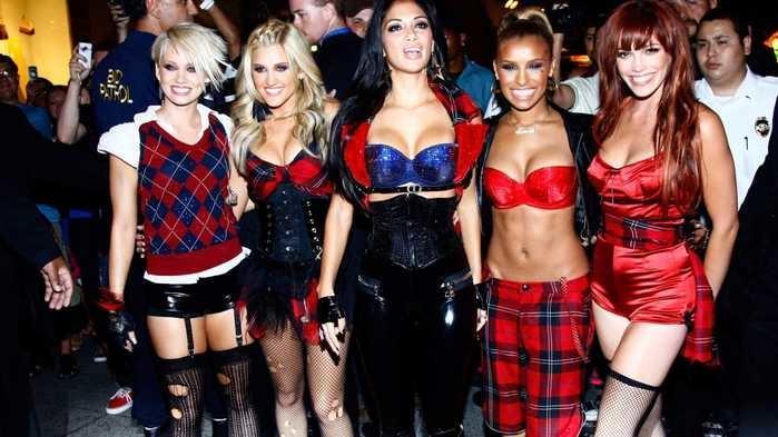 Pussycat Dolls chegou ao fim em 2010