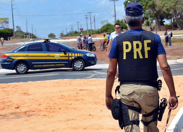 Polícia Rodoviária Federal (Crédito: Reprodução)