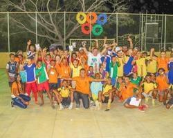 Francinópolis sedia com sucesso os jogos estudantis GE5 2017