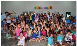 Assistência Social promove Dia das Crianças