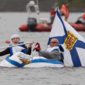 Canadá tem regata em barcos feitos de abóboras; fotos!