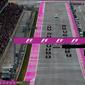 Contra o câncer de mama, F1 terá fim de semana em cor de rosa