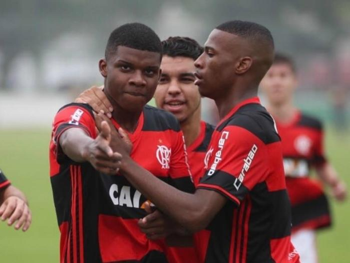 Lincoln, promessa do Flamengo, entra na mira do Barcelona