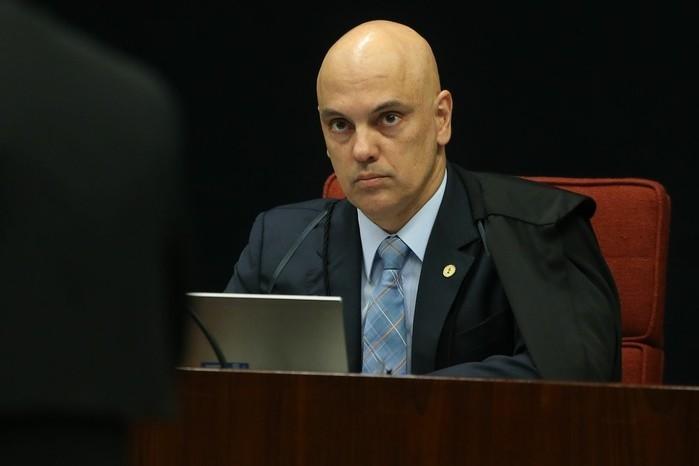 Ministro Alexandre de Moraes (Crédito: André Dusek/Estadão Conteúdo)
