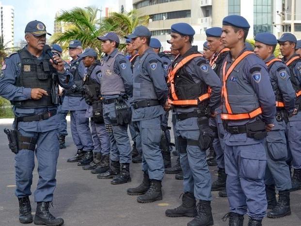 Adiadas inscrições do Concurso da PM-Maranhão com 1.214 vagas