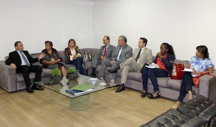 Ministra dos Direitos Humanos Luslinda Dias Valois  (Crédito: TJ-PI)