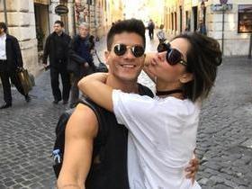 Arthur Aguiar e Mayra Cardi são expulsos de residência em Veneza