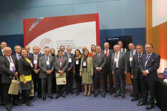 III Congresso Internacional de Controle e Políticas Públicas (Crédito: TCE/Divulgação)