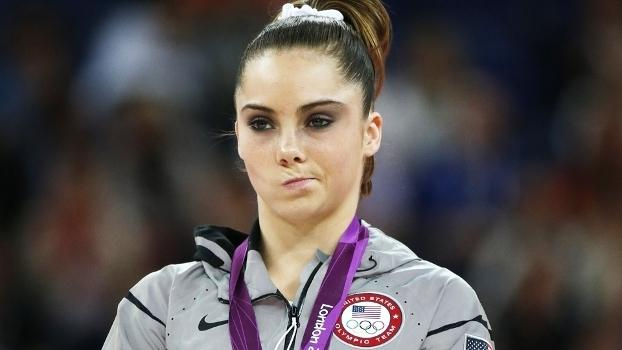 McKayla Maroney foi medalha de prata nos Jogos Olímpicos de Londres 2012 (Crédito: Getty)