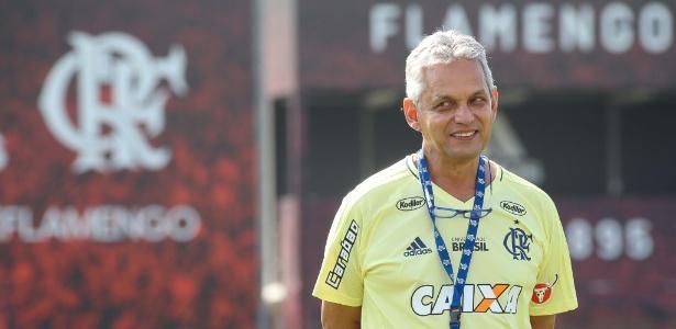 Reinaldo Rueda (Crédito: Flamengo)