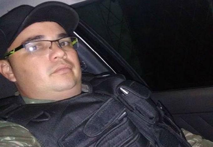 Rubens de Amorim Pimentel, visia nortuno morto em assalto em Teresina (Crédito: Facebook)