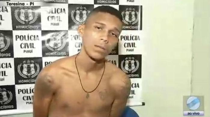 Wedson Gabriel de Araújo (Crédito: Rede Meio Norte)