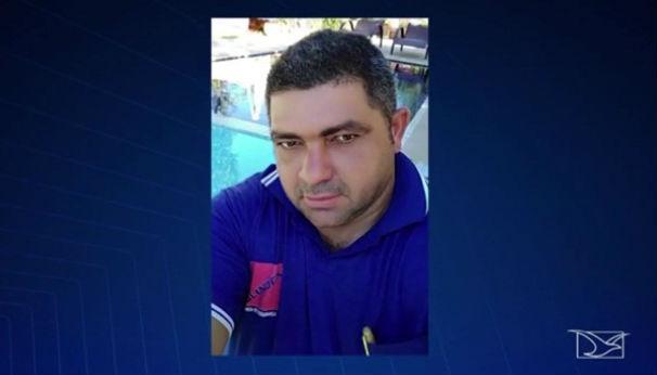 Comerciante morto em jaula a céu aberto em Barra da Corda, Maranhão (Crédito: TV Mirante)