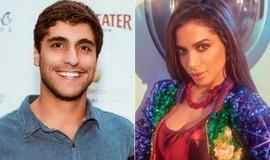 Anitta troca alianças com namorado Thiago Magalhães: 'Felizes'