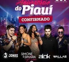 É hoje! Aniversário do Piauí traz grandes shows no Theresina Hall