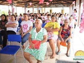 Secretaria de Saúde realiza a campanha do Outubro Rosa