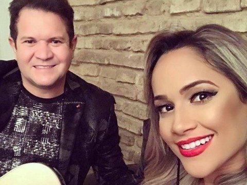 Ximbinha diz cantora que abandonou banda tinha salário de R$ 6 mil
