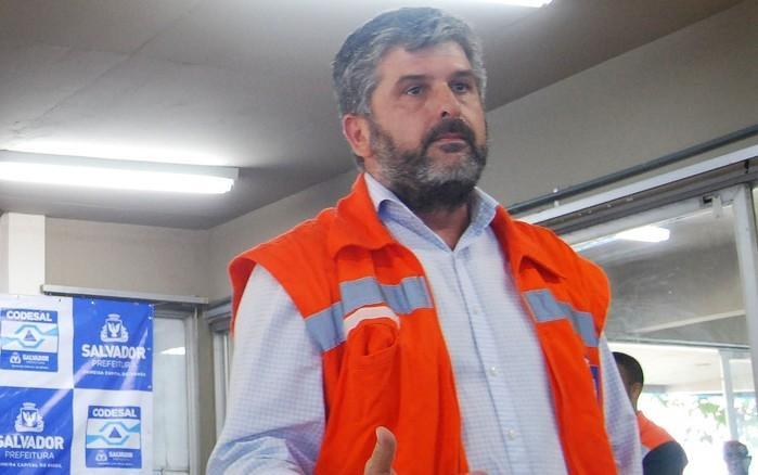 Gustavo Ferraz  foi preso juntamente com ex-ministro Geddel Vieira Lima (Crédito: Divulgação)