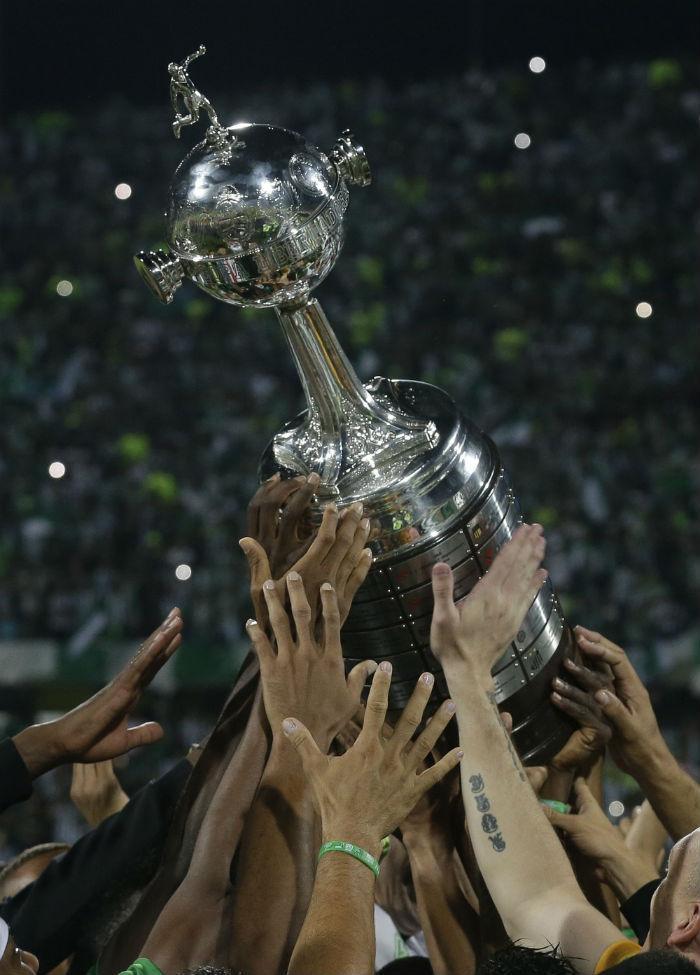 Libertadores (Crédito: AP)