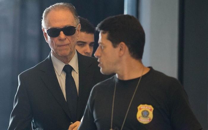 Carlos Arthur Nuzman, ex-presidente do Comitê Olímpico Brasileiro, é solto pelo STJ (Crédito: G1/Globo)