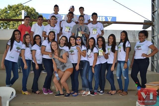 Pimenteiras fica em 1º lugar no Prêmio Professores do Brasil