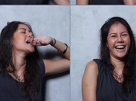 Fotógrafo registra mulheres antes, durante e depois de orgasmo
