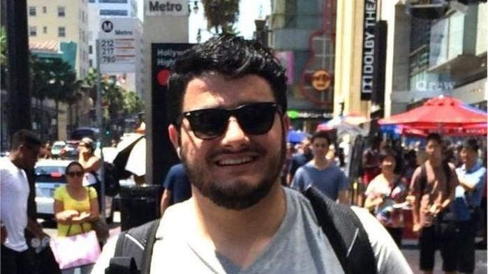 Curitibano Nicholas Micaloski visita Las Vegas pela 2ª vez