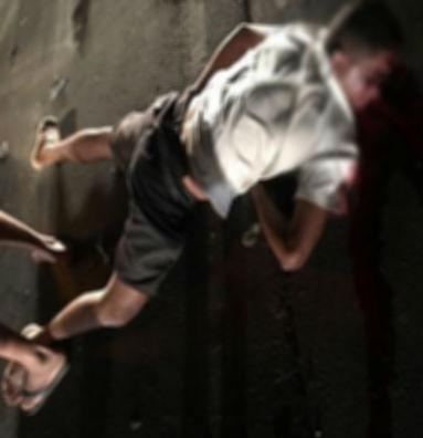 Segunda vítima fatal do acidente na Taboca do Pau Ferrado (Crédito: Polícia Militar)