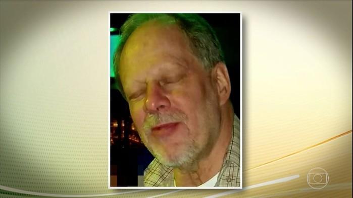 Autor dos disparos que matou 58 em Las Vegas