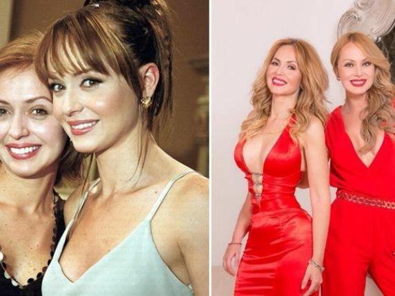 Gabriela Spanic reencontra irmã gêmea em programa após 10 anos