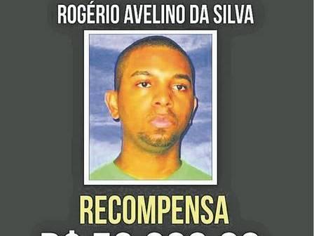 Rogério 157 continua dando ordens na Rocinha mesmo foragido