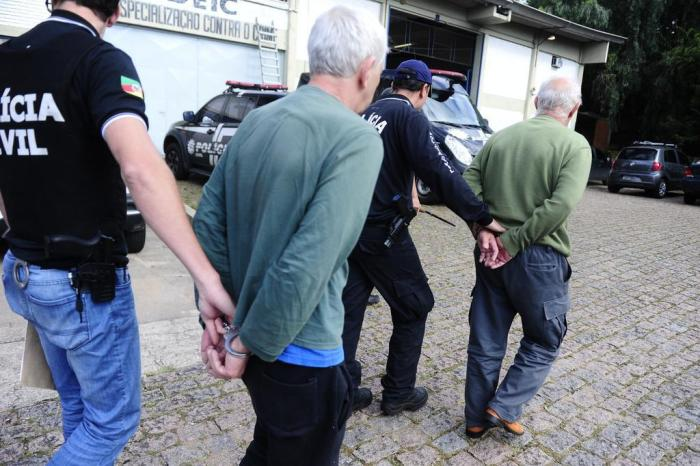 Operação prende acusados de pedofilia (Crédito: Reprodução)