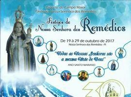 Começou a maior festa religiosa do interior do Piauí