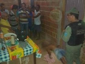 Criminosos invadem residência e executam homem em Sebastião Barros