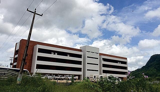 Universidade da Integração da Lusofonia Afro-Brasileira (Unilab) (Crédito: Fortvigas)