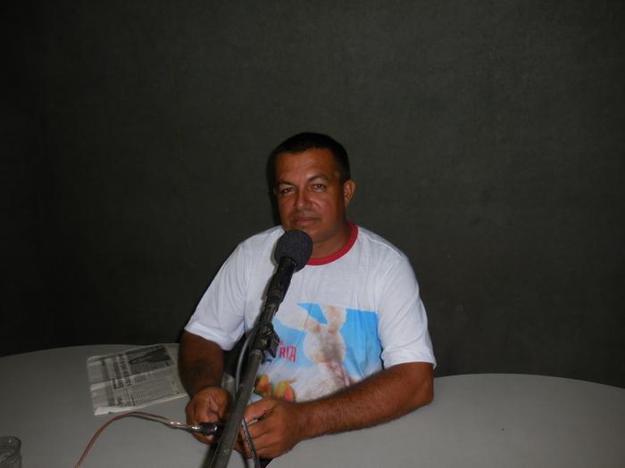 Radialista Joaquim Neto  (Crédito: JFAgora)