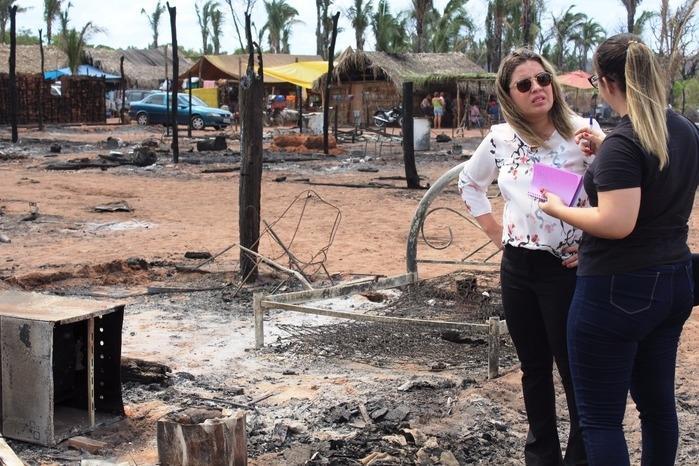 Promotora de Justiça Flávia Gomes (Crédito: MP-PI)