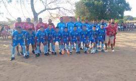 Equipe de Monsenhor Gil vence mais uma disputa em Campo