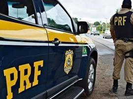 Motorista com mandado de prisão é flagrado na BR-343 em Parnaíba