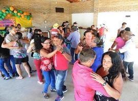 SEMAS promove encontro com os idosos, para celebrar o seu dia