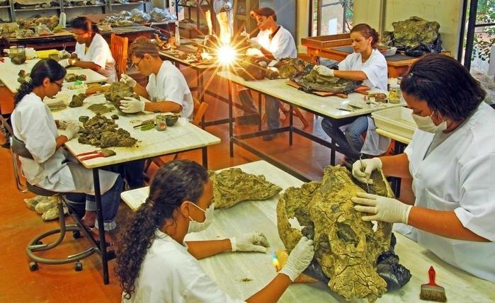 Piauí tem os mais ricossítios arqueológicos das /américas (Crédito: Divulgação)